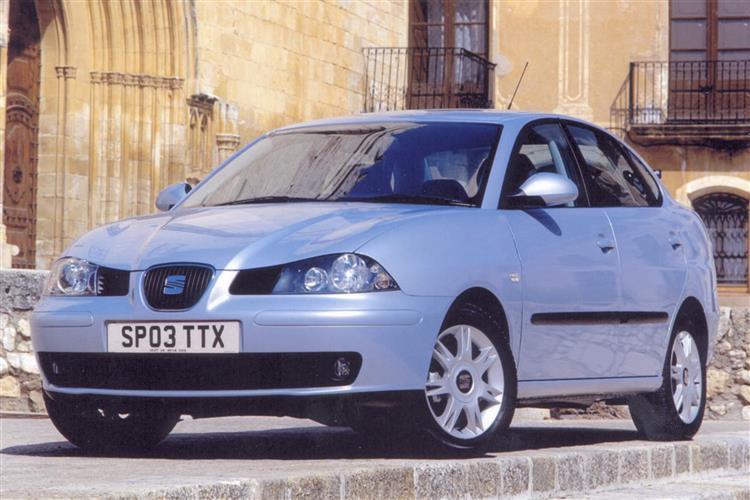 New SEAT Cordoba (2003 - 2006) review