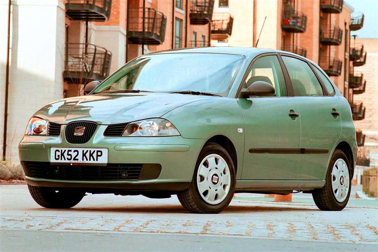 New SEAT Ibiza (2002 - 2008) review