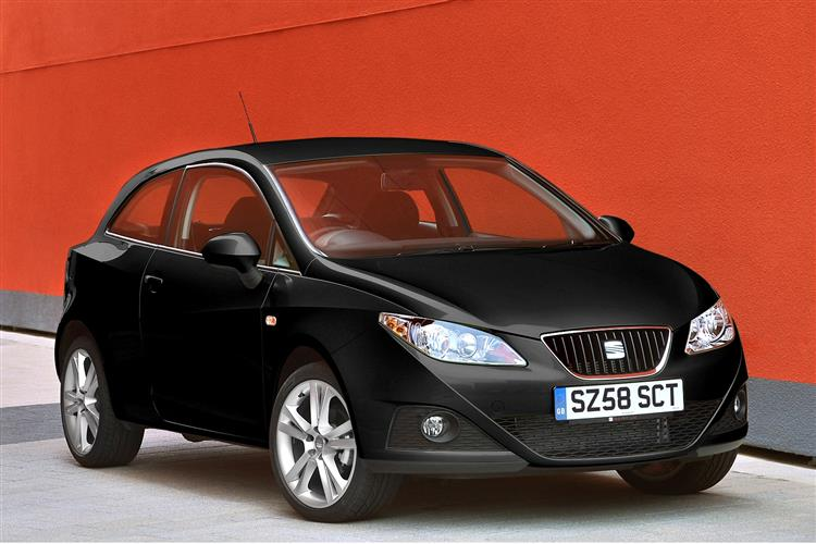 New SEAT Ibiza (2007 - 2012) review