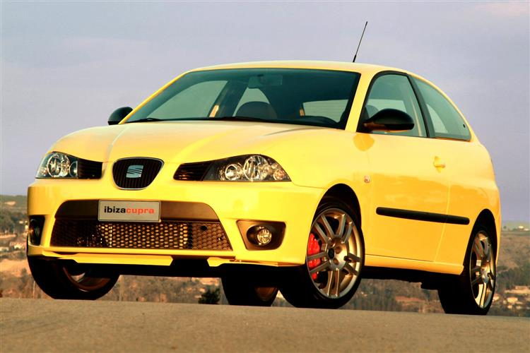 New SEAT Ibiza Cupra (2004 - 2008) review