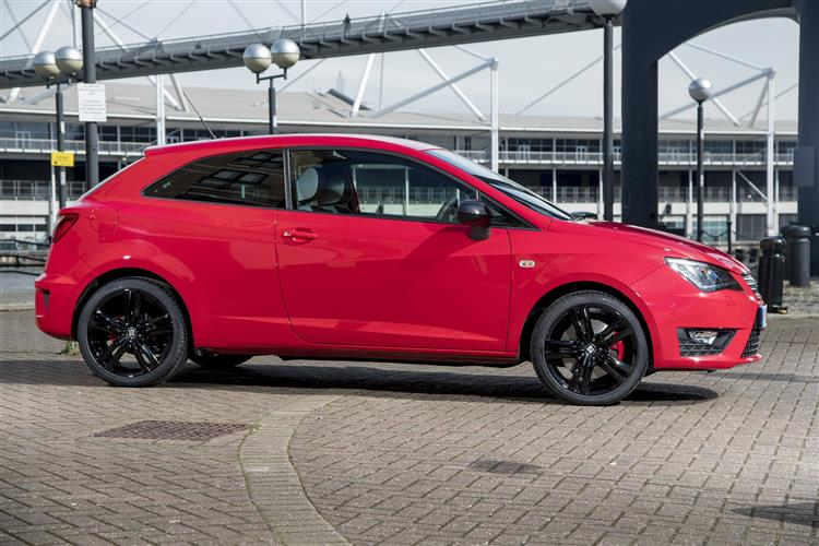 New SEAT Ibiza Cupra (2009 - 2017) review