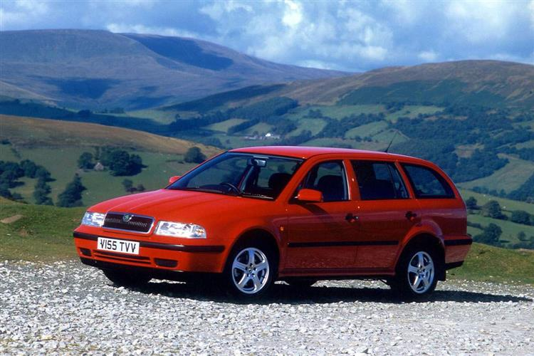 New Skoda Octavia (1998 - 2004) review