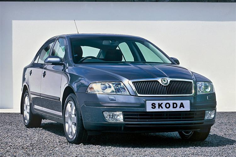 skoda octavia 2007 diesel automatik отзывы