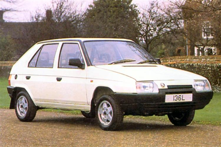 New Skoda Favorit (1989 - 1995) review