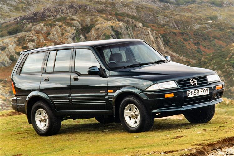 New SsangYong Musso (1995 - 1999) review