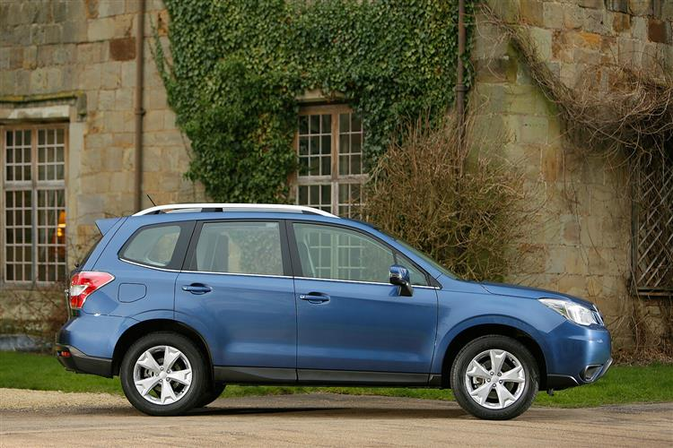 New Subaru Forester (2015 - 2016) review