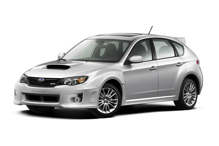 New Subaru Impreza (2010 - 2013) review
