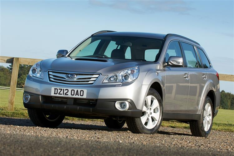 New Subaru Outback (2010 - 2013) review