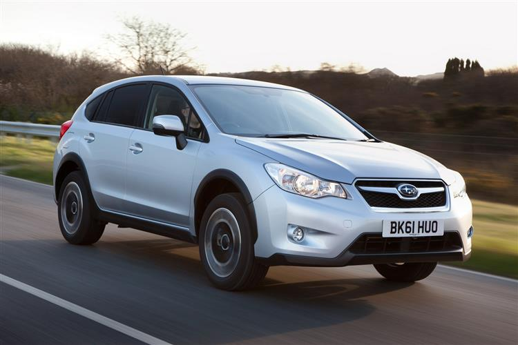 New Subaru XV (2012 - 2013) review