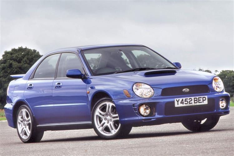 New Subaru Impreza (2000 - 2007) review
