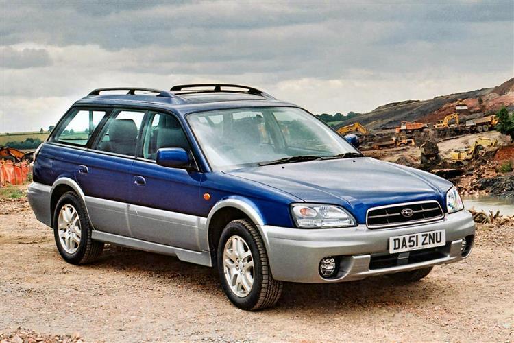 New Subaru Outback (1996 - 2003) review