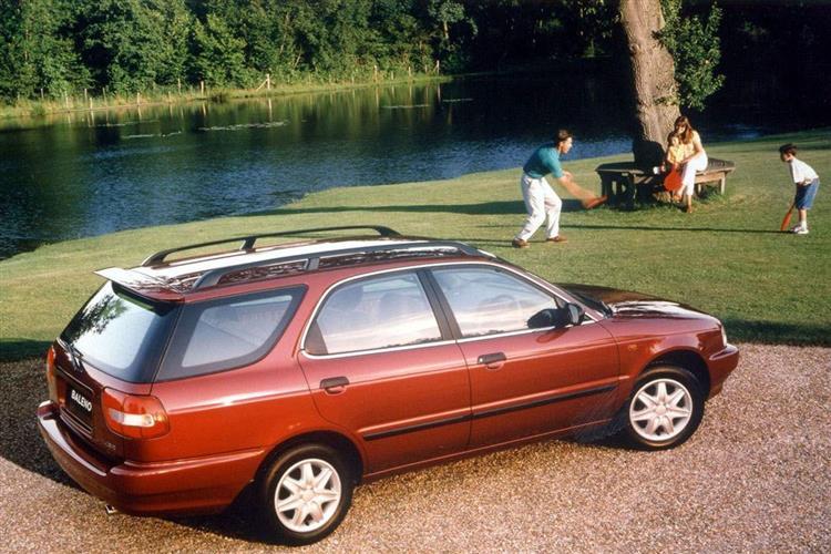New Suzuki Baleno (1995 - 2002) review