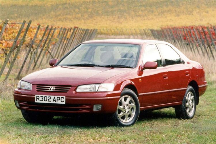 New Toyota Camry (1991 - 2001) review