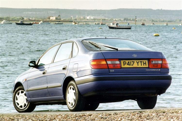 New Toyota Carina E (1992 - 1997) review