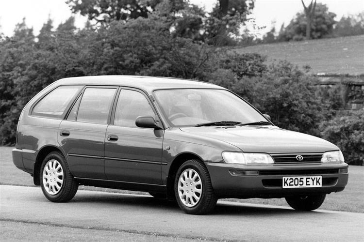 New Toyota Corolla (1987 - 1997) review