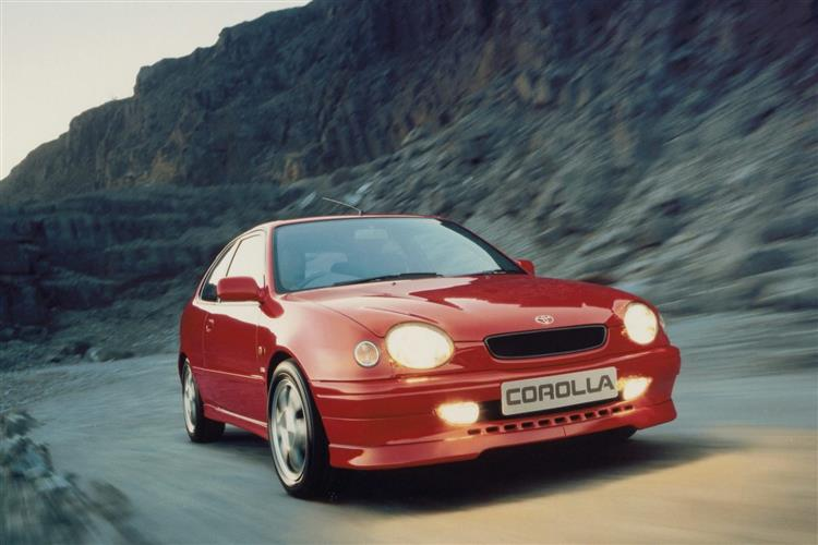 New Toyota Corolla (1997 - 2002) review