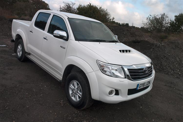 2012 - 2016) Toyota Hilux review | Exchange and Mart