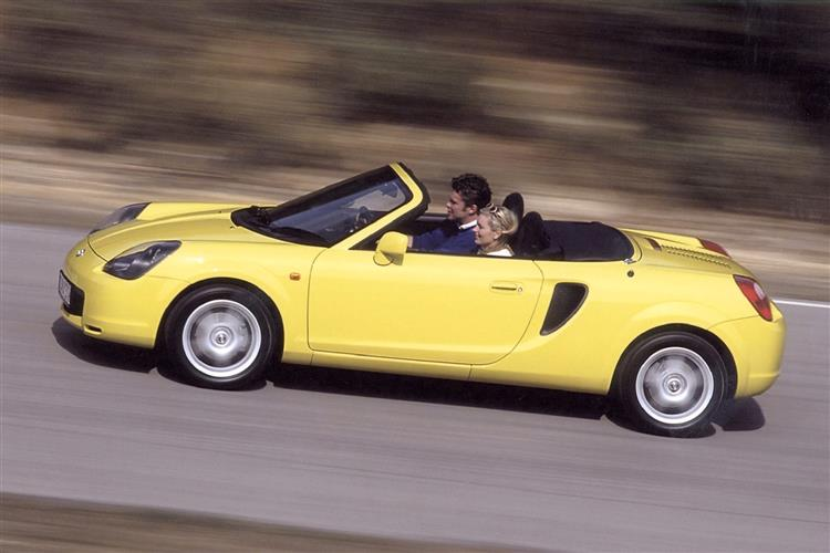 New Toyota MR2 Roadster (2000 - 2008) review