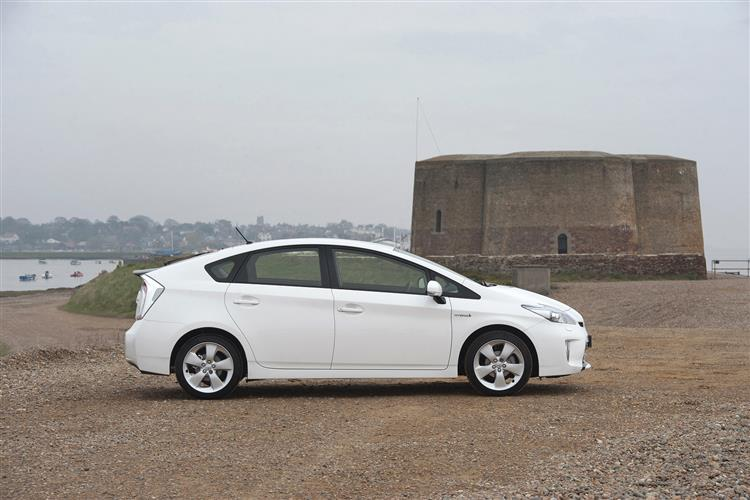 New Toyota Prius (2009 - 2016) review