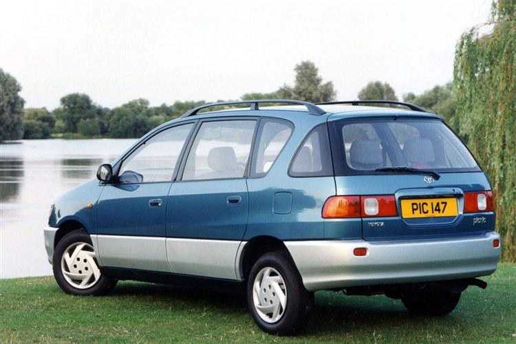 New Toyota Picnic (1997 - 2001) review