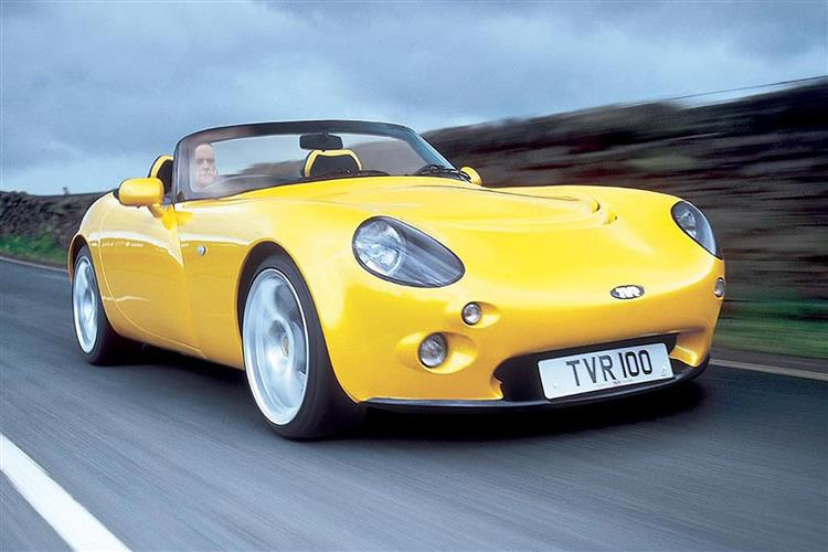 New TVR Tamora (2002 - 2006) review