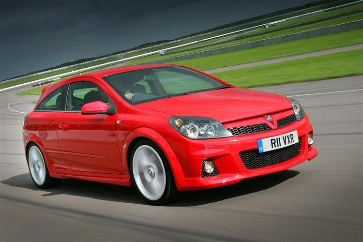 New Vauxhall Astra VXR (2005 - 2010) review