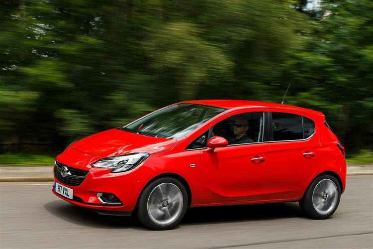 Vauxhall CORSA 1.4 [75] Griffin 5dr