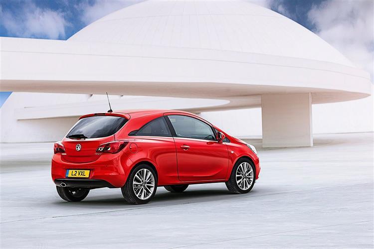 Vauxhall CORSA 1.4T [100] Energy 5dr [AC]