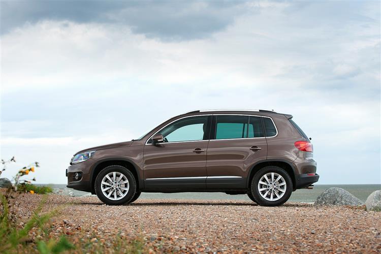New Volkswagen Tiguan (2011 - 2016) review