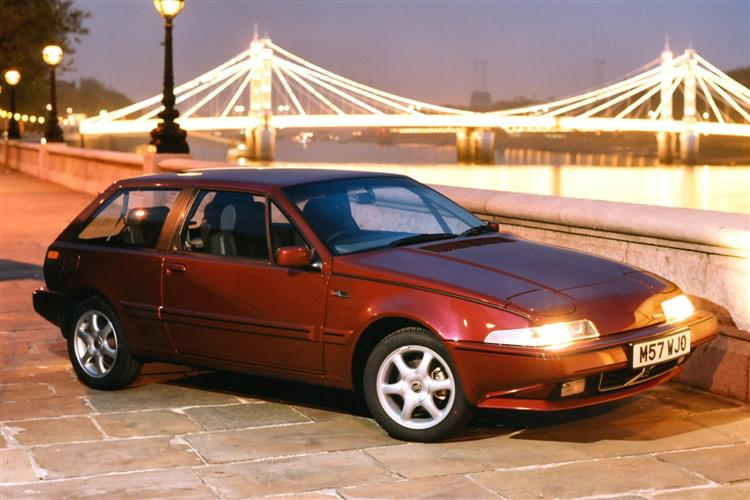 New Volvo 480 (1986 - 1996) review