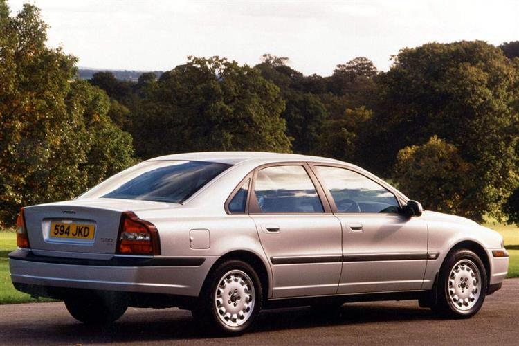 New Volvo S80 (1998 - 2006) review