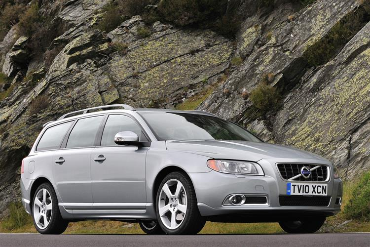 New Volvo V70 (2010 - 2013) review